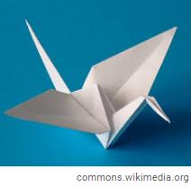 Crane Origami (difficult model) - OrigamiArt.Us   208x212